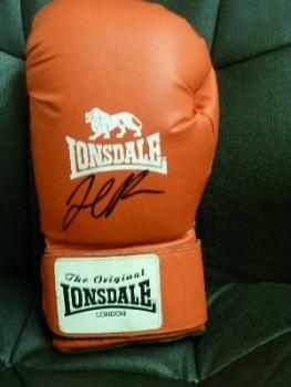 David Price Boxing Glove