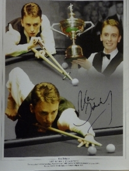 Ken Docherty Signed Montage