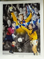 Andy Goram Signed 12 x16 Rangers Photograph