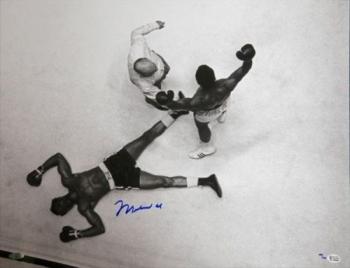 Muhammad Ali Vs Williams Signed 20x16 Photo Online Authentics