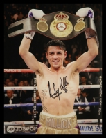 Anthony Crolla Hand Signed 12x16 Boxing Photograph : C