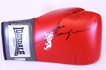 New Joe Bugner 16oz Red Lonsdale Boxing Glove