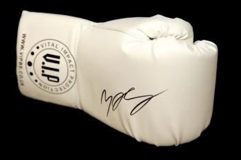 *Rare* Billy Joe Saunders Hand Signed White Vip Boxing Glove