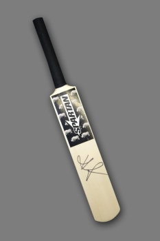 Kevin Pietersen Signed Mini Cricket Bat