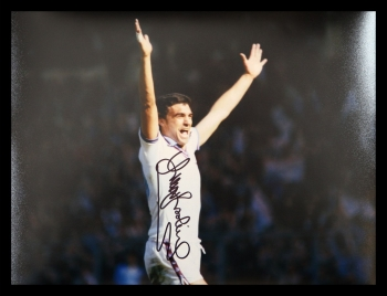New Trevor Brooking  Signed West Ham United 12x16 Photograph