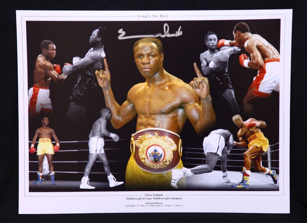 Chris Eubank Snr