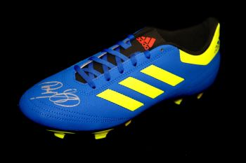 Ryan Giggs Hand Signed Football Boot