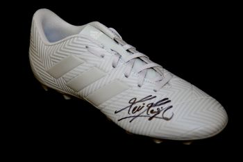 Kevin Keegan Hand Signed Adidas Football Boot: B