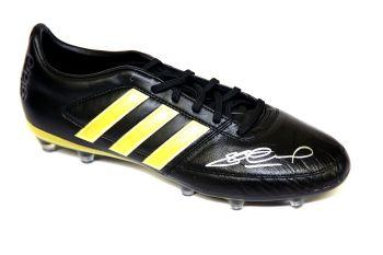 Steven Gerrard Signed Football Boot