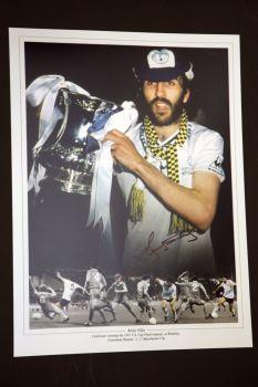 Ricky Villa Hand Signed Tottenham Hotspurs 12x16 Photograph
