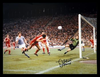 Trevor Francis Signed 12x16 Nottingham Forest  Football Photograph : B