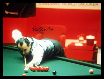 Ray Reardon Signed 12x16 Montage