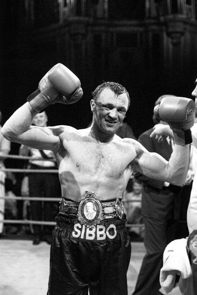 Tony Sibbo Sibson