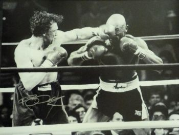 Tony Sibson  Signed Boxing 12x16 Photograph : A