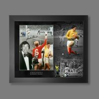 Gordon Banks England 12x16 Football Photograph  In A Picture Mount Display
