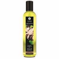 Shunga Massage Oil Organica (Intoxicating Chocolate)