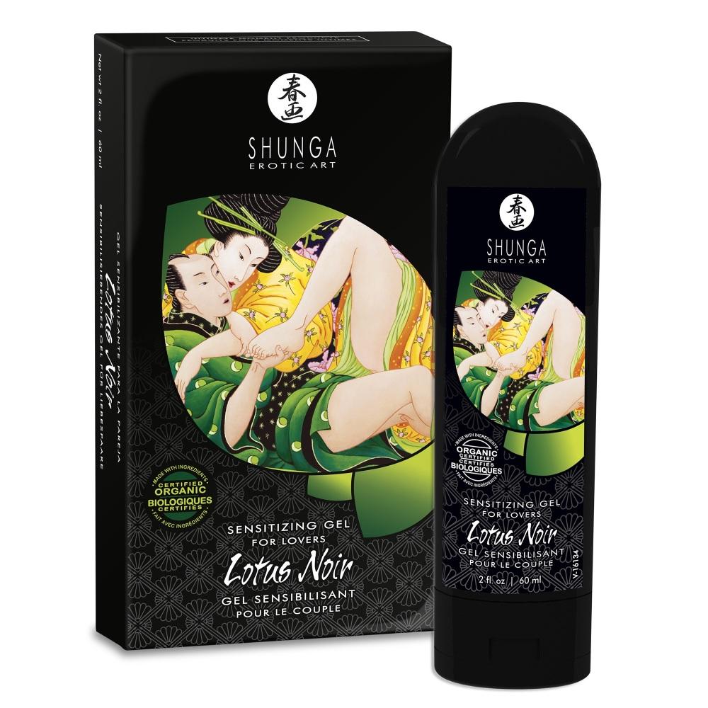 Shunga Lotus Noir