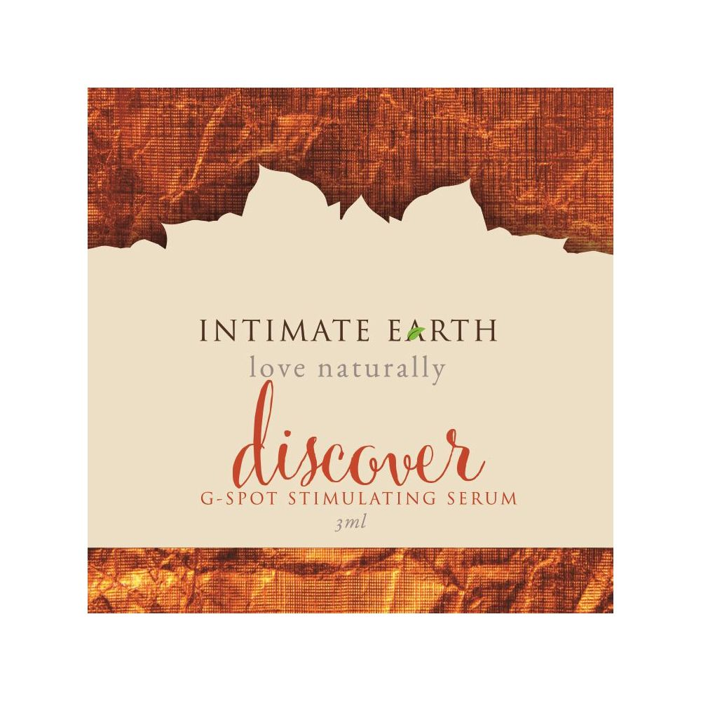 Intimate Earth Discover G Spot 3ml Foil