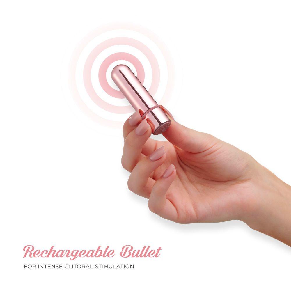 So Divine Shine Mini Rechargeable Bullet
