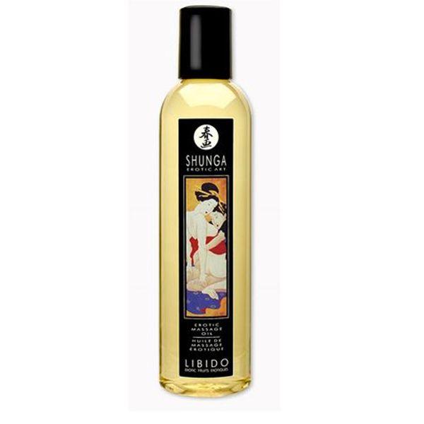 Shunga Massage Oil Libido (Exotic Fruits)