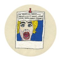 No Peopling Fine Art Greetings Card, Printed on 350gsm Silk White Card, FSC Certified. 6in x 6in