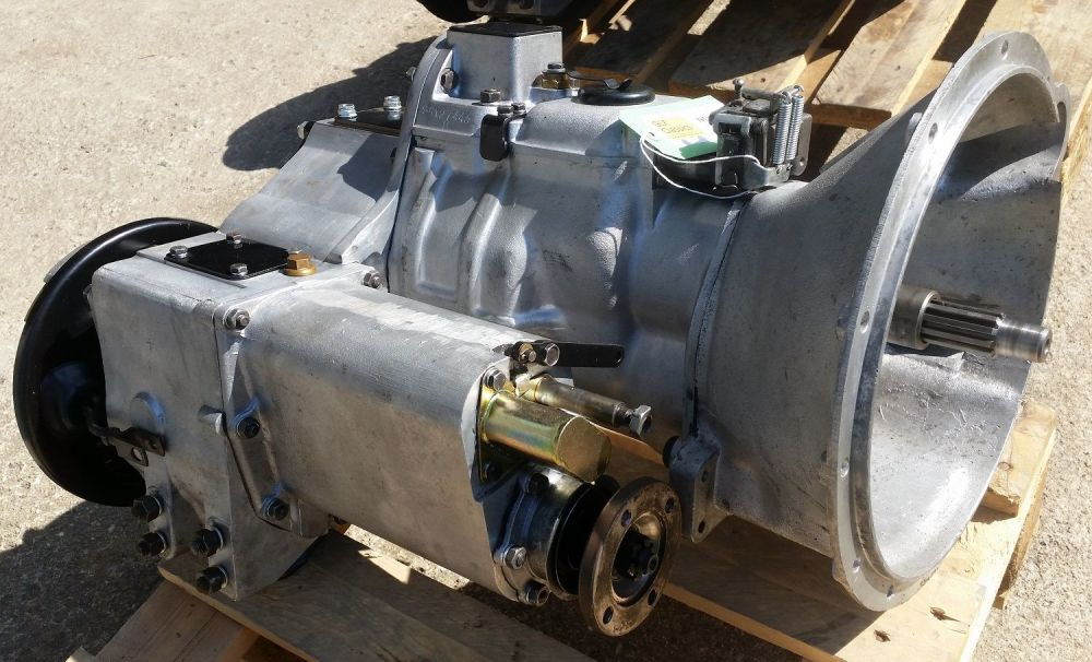 Land Rover Series 3 Gearbox & Transfer Box - Fully Reconditioned - outright