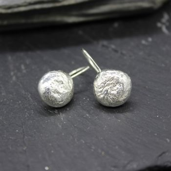 Nugget Drop Earrings (heavy)