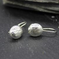 Nugget Drop Earrings (light)