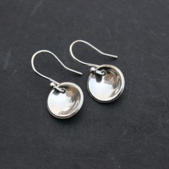 Concave Drop Earrings (plain)