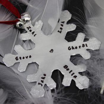 Snowflake - large