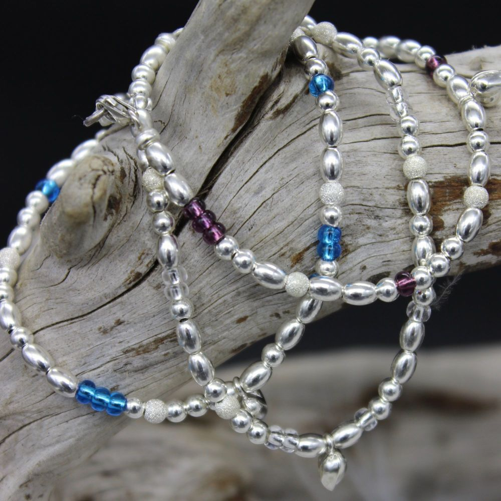 Beaded Bracelet/Anklet