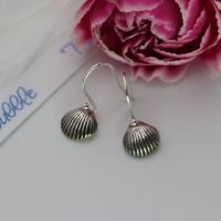 Whitstable Shell Earrings (tiny)