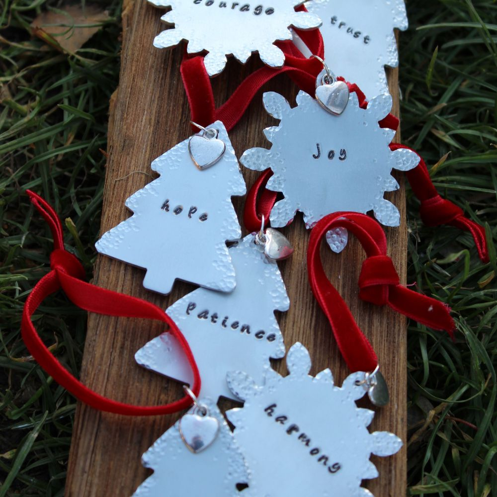 Christmas Decorations - Ready to post