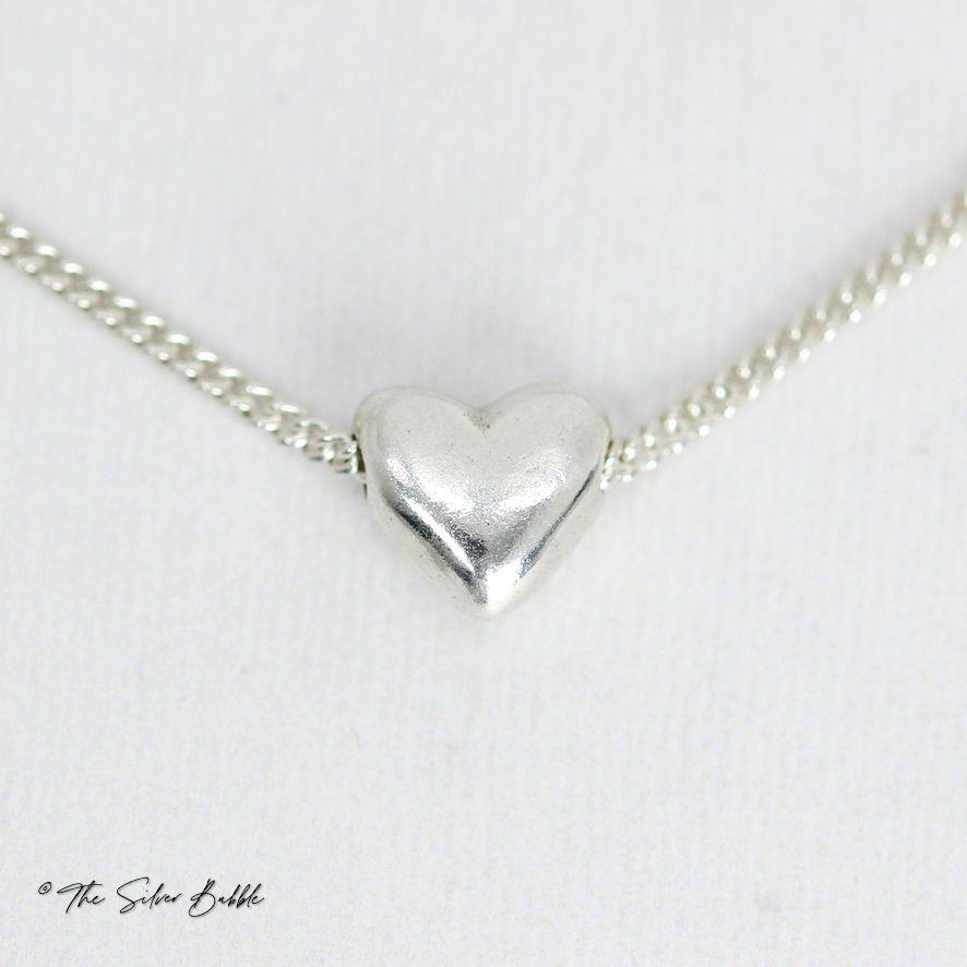 Slider Heart Necklace