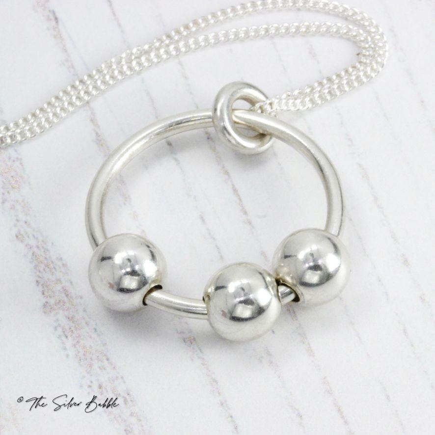 Fidget Necklace - medium