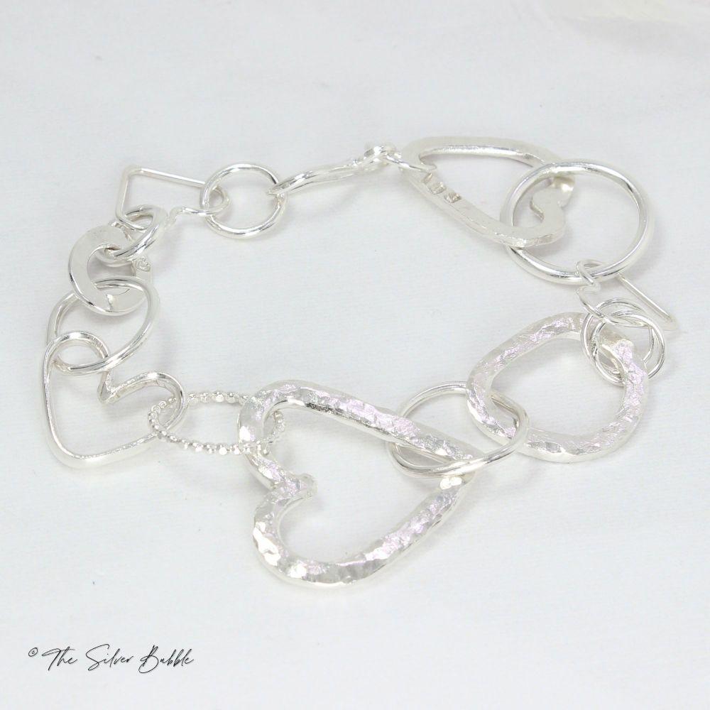 A Bit of Me Bracelet - Heart