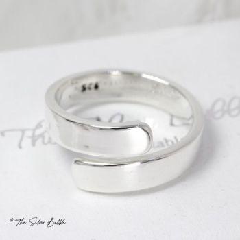 Wrap Ring - Polished