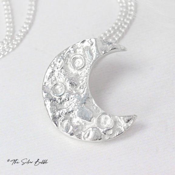 Moon Crescent Pendant