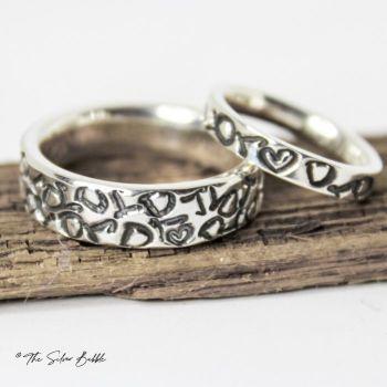 Matching Initial Rings