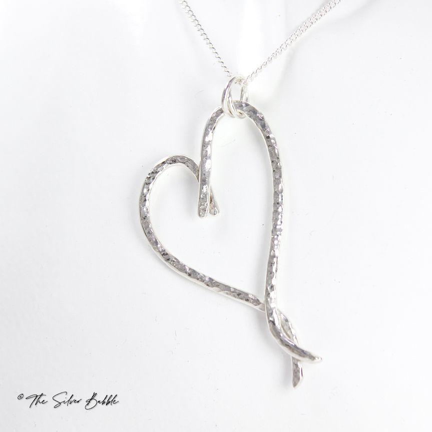 Nina Heart Necklace