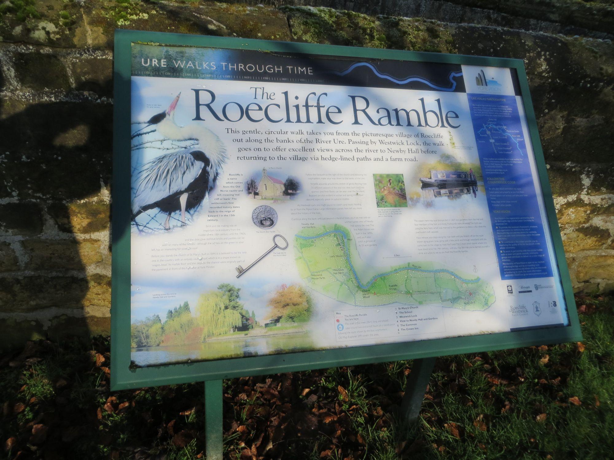 Roecliffe Ramble