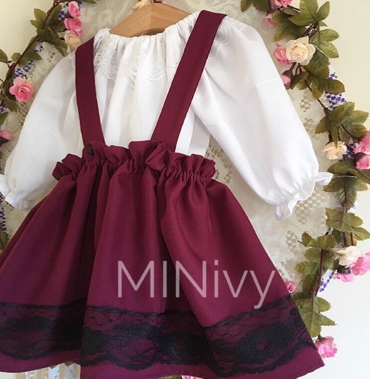 Braced Skirts