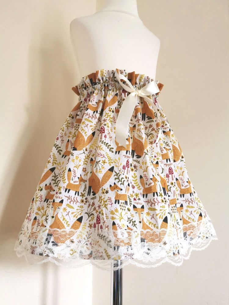 AUTUMN FOX SKIRTS