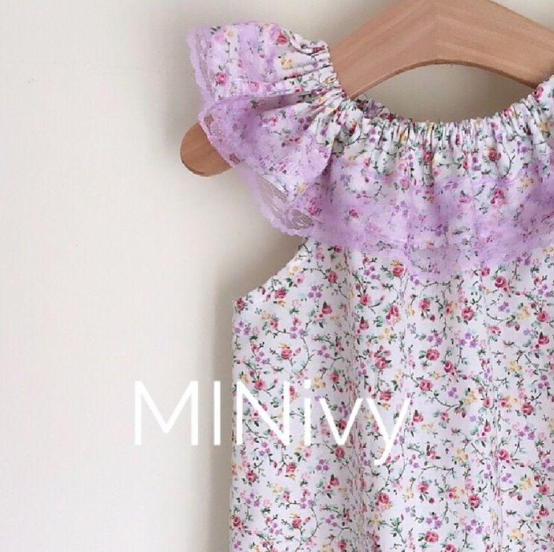 2/3Y - VINTAGE MEADOW DELILAH DRESS