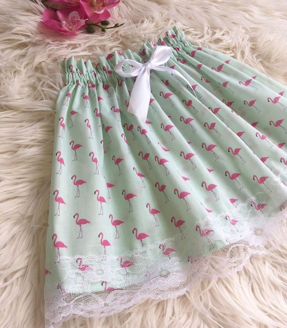 18/24M - FLAMINGO SKIRT