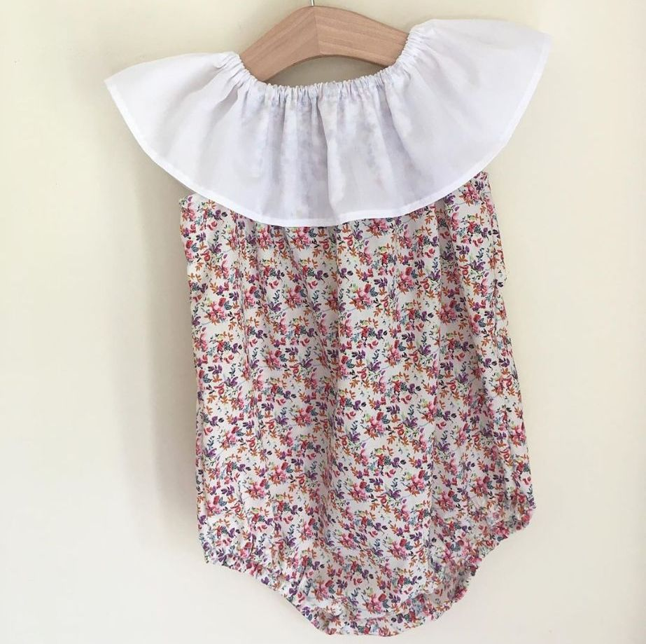 18/24M - DITSY FLORAL ROMPER