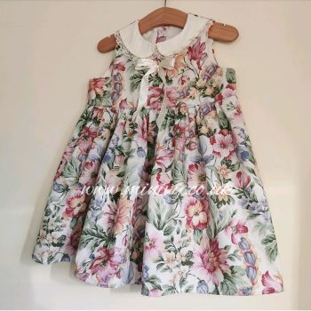 DIXIE DRESS - ROSE GARDEN