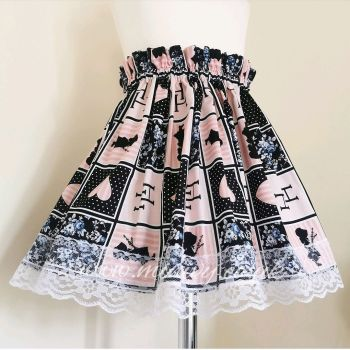DOLLY PATCHWORK - SKIRT