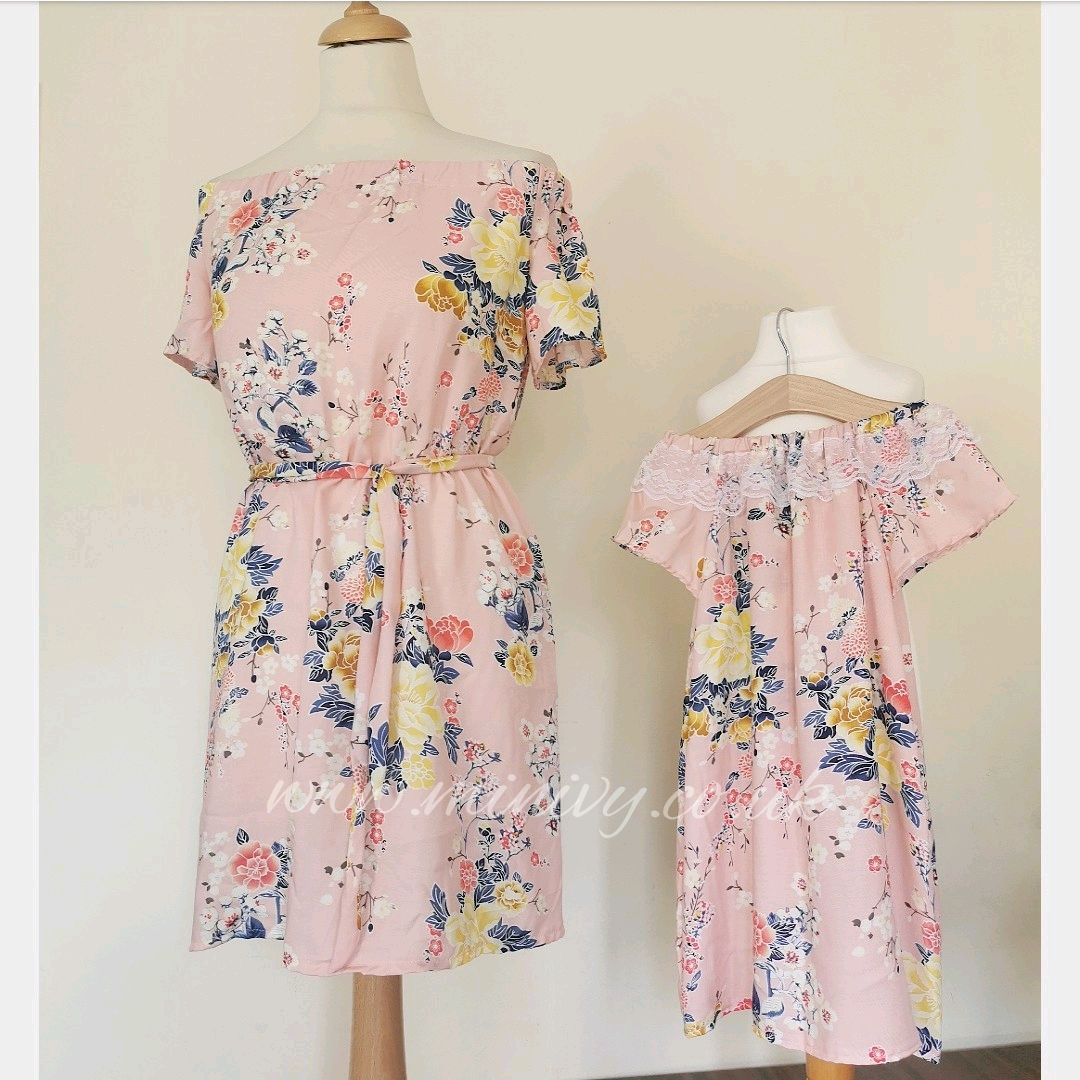 CHERRY BLOSSOM DRESS - MAMA'S
