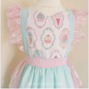 ARLA DRESS - SWEET LOVE